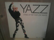 "YAZZ stand up for your love rights 12"" MAXI 45T"