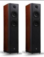 Acoustic Research 80T Floor standing Speakers Pair Sensitvty 90dB 8ohm RRP $6999