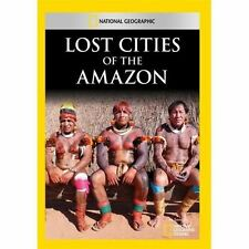 Lost Cities of the Amazon (DVD MOVIE) BRAND NEW