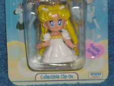 SAILOR MOON NEW KEYCHAIN PRINCESS SERENA VINTAGE BUT BRAND NEW IN PACKAGE TOY