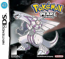 Pokemon Pearl Version (Nintendo DS, 2007)  NEVER USED