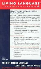 learn how to speak Italian : Complete Course  Living Language book on tapes