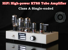 Douk Audio KT88 Single-ended Class A Vacuum Tube Amplifier HiFi Stereo amp 10WX2