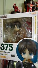 GOOD SMILE COMPANY NENDOROID 375 進撃の巨人 ATTACK ON TITAN EREN YEAGER CUTE FIGURE