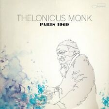 THELONIOUS MONK - PARIS 1969  CD + DVD NEU