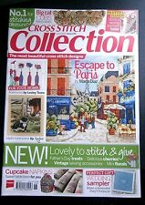 Cross Stitch Collection Magazine June 2014 Issue 236 (new)