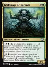 MTG Magic C15 - Korozda Guildmage/Ghildmage de Korozda, French/VF