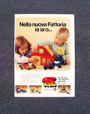 [GCG] L465- Advertising Pubblicità - DUPLO GRUPPO LEGO , NELLA NUOVA FATTORIA