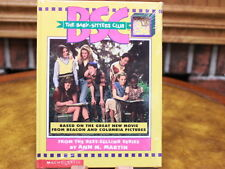 NEW. The Baby Sitters Club Book with Baby-Sitters Club Charm