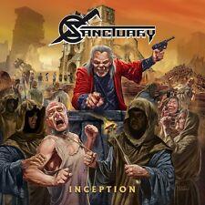 SANCTUARY - INCEPTION   VINYL LP+CD NEU