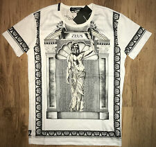 DSQUARED 2 T- Shirt, Made in Italy  Gr. L, Weiss, NEU