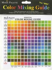 Magic Palette Mini Color Mixing Guide 18 x 16.5cm