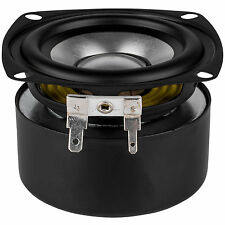 "Fountek FE87 3"" Full Range Driver 8 Ohm"