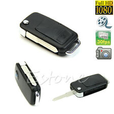 Mini Spy Detective Hidden Pinhole Car Key Camera 720P DVR Motion Chain Camcorder
