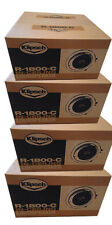 "Klipsch R-1800-C 8""ceiling speaker White - 4 Speak -  Brand New, Factory sealed!"