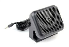 Mini External Speaker NSP-100 For Kenwood Motorola ICOM Yaesu CB Radios+track as