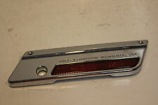 2013 -OLDER HARLEY DAVIDSON OEM CHROME TOURING RIGHT HINGE COVER