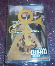 NEW!!! PRINCE & The New Power Generation NPG LOVE SYMBOL Cassette, Paisley Park