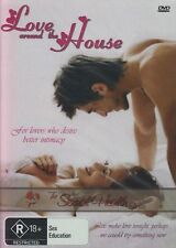 """Sexual Health Series: Love Around the House (DVD) New + Sealed FREE EXPRESS """"R"""""""