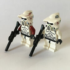 LEGO Star Wars ARF TROOPERS MINIFIGURES #7913 9488 Clone Trooper Battle Pack