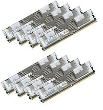 8x 8GB 64GB RAM DELL PowerEdge 2950 PC2-5300F 667 Mhz Fully Buffered DDR2