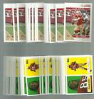 2006 TOPPS  VERNON DAVIS ROOKIE (LOT OF 39 MINT) TBC  FREE COMBINED S&H
