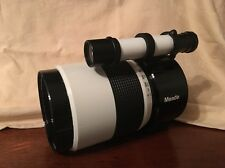 Meade 1000 mm f/11 Mirror-Lens Telescope With ATA Case