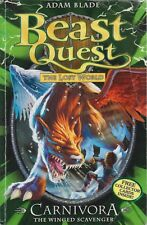 Carnivora the Winged Scavenger: Beast Quest by Adam Blade