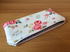 Handmade with Cath Kidston Field Rose - Fabric Pencil/Make-Up/Glasses Case