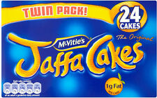 McVITIES JAFFA CAKES 3 X 24 PACK**BRITISH FOOD**WILL SEND WORLDWIDE