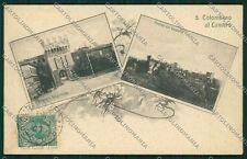 Milano San Colombano al Lambro cartolina QQ8564