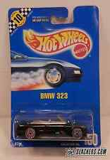 Hot Wheels BMW 323 #150 1990 BMW on License Plate Ultra Hot UH Rims