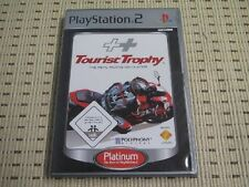 Tourist Trophy The Real Riding Simulator für Playstation 2 PS2 PS 2 *OVP* P