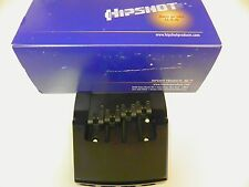 HIPSHOT 4 STRING ALUMINUM BASS BRIDGE MODEL 5RK400BB FOR RICKENBACKER BLACK