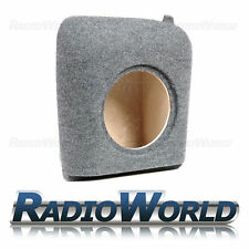 "Skoda Octavia 2 Custom Fit MDF 10"" Sub Box Subwoofer Enclosure Bass"