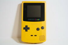 Nintendo GAME BOY Color Console Yellow CGB-001 Gameboy Japan Import US Seller 2
