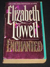msm* SALE : ELIZABETH LOWELL ~ ENCHANTED