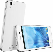 Lava Iris X1 Atom S (White), 1 GHz Processor ,5MP Camera, 8 GB ROM