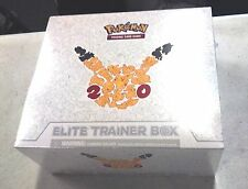 POKEMON TCG Generations Elite Trainer Box FACTORY SEALED FREE CONT. U.S. SHIP