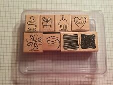 Stampin' Up! 2 Step Little Layer Plus Stamp Set