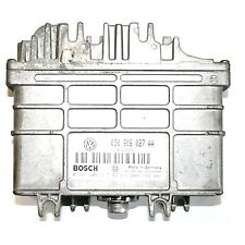 VW POLO MK4 1.4 AEX APQ BOSCH ENGINE CONTROL UNIT ECU 030 906 027 AA 030906027AA