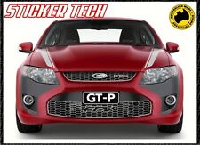 FORD FALCON FG GS XR8 GT GTP BONNET STRIPE STICKER DECAL SET SUITS BOSS 335 FPV