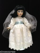 Danbury Mint Brides of America Porcelain Doll MARY Bride of The 1950's