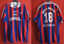 Maillot Adidas Fc Bayern Munchen Opel Munich Klinsmann Ancien - XL