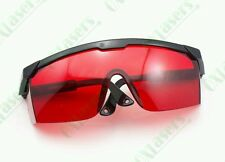 Laser Safety glasses goggles 190nm-540nm(green/purple/blue) USA Seller