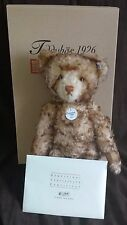 STEIFF TEDDY BEAR 1926 REPLICA - 40 CM - EAN 407246 -  L/E 5,000 - NEW IN BOX