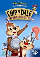 Chip N Dale Trouble in a Tree (Disney) New DVD R4