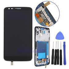 LCD Display+Touch Screen Digitizer with Frame For LG Optimus G2 D800 D801 Black