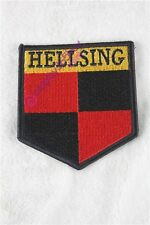 Hellsing Seras Victoria embroidery patch cosplay accessory