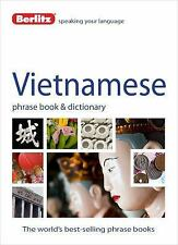 Berlitz Vietnamese Phrase Book & Dictionary Vietnamese Edition)